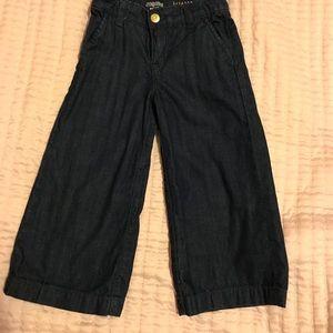 Wide legged jeans Gymboree size